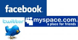 TwitterMySpaceFacebook